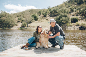 5 Tips For Wandering Outdoors With Your Pup