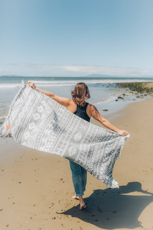 Modish Wanderer Mondos Peshtemal Turkish Towel