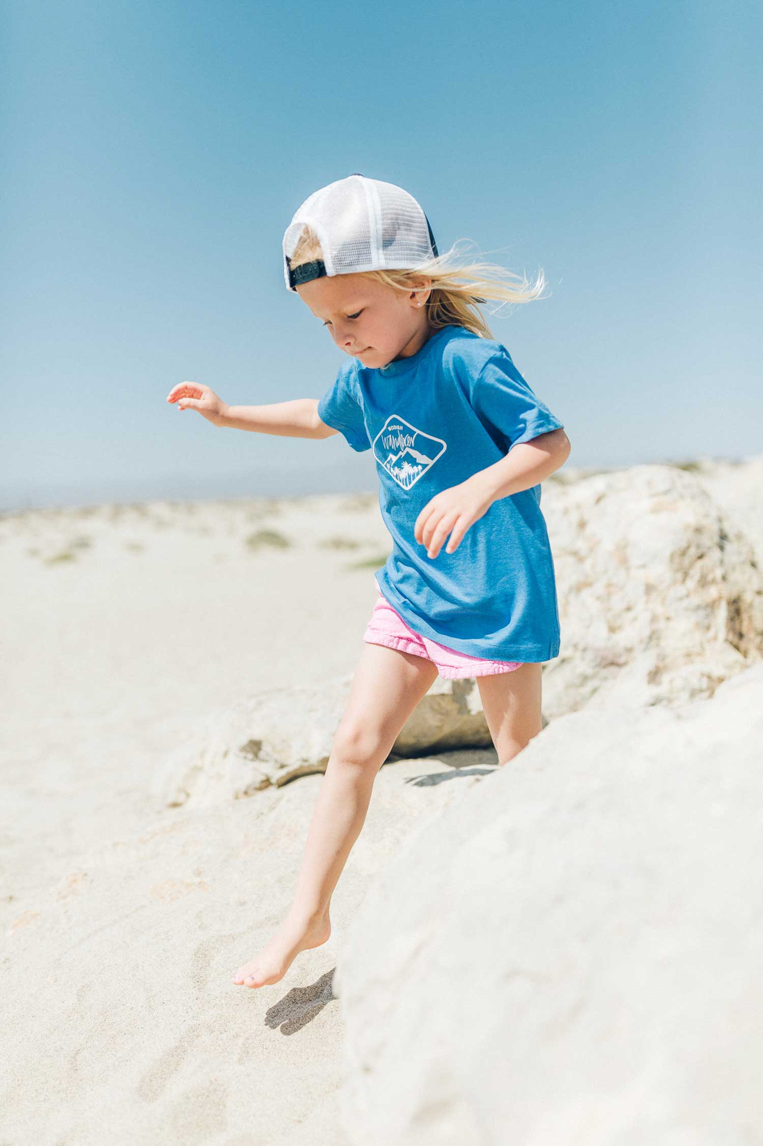 Lil Wanderer Toddler Tee