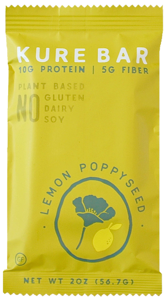 Lemon Poppyseed - Six Boxes Pack