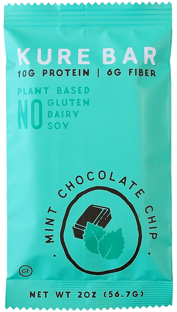 Mint Chocolate Chip - Six Bars Pack