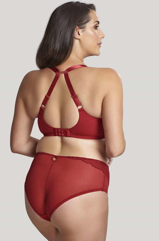 Arianna Full Cup UW Bra (Red)