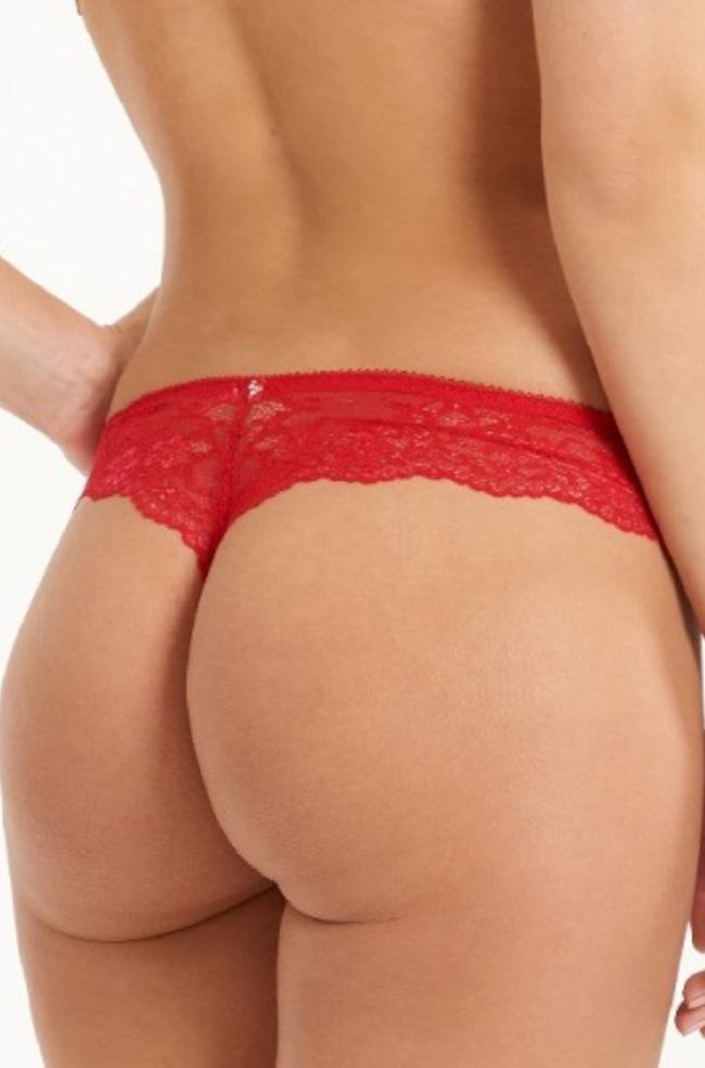 Daily G-String (Red)