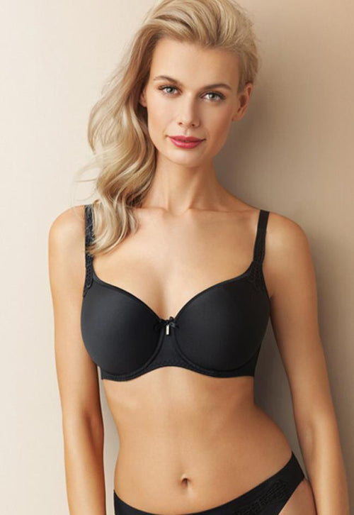 Virginia UW TShirt Bra (Black)