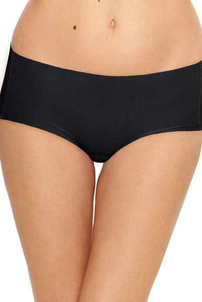 Beyond Naked Cotton Hipster (Black or Nude)