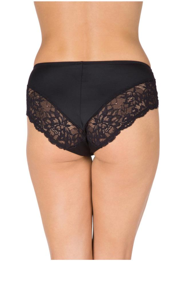 Amourette Charm Maxi Brief (Black)