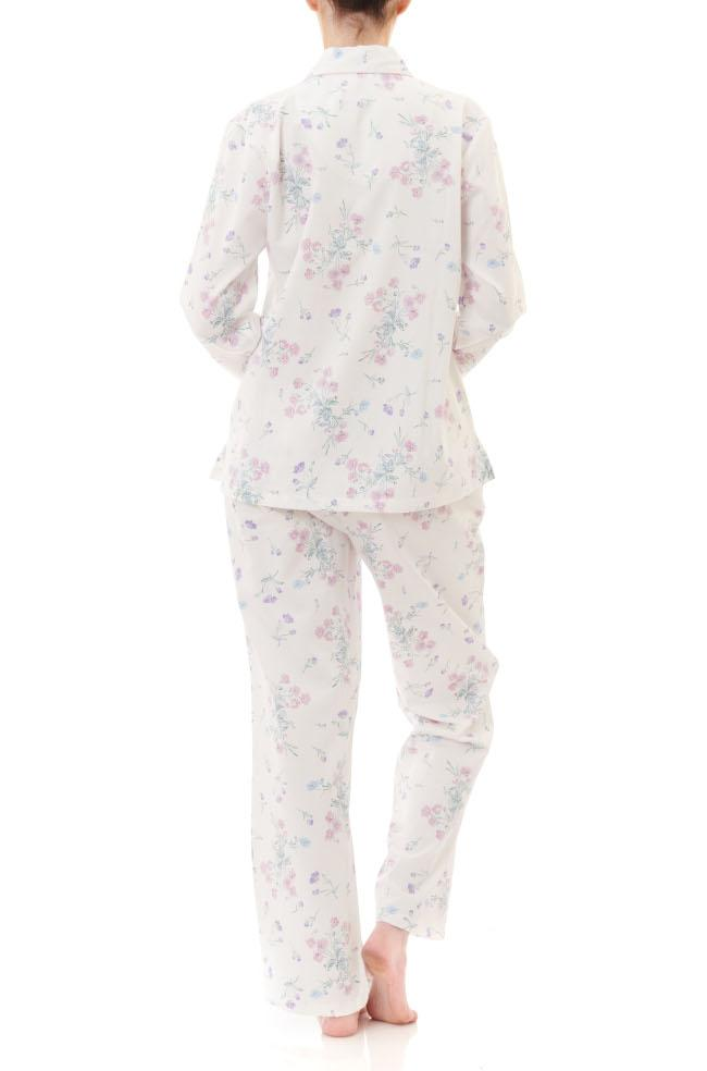 Vera Long Sleeve PJ Set (Pink)