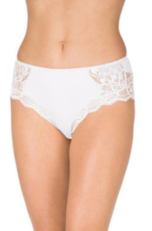 Amourette Charm Maxi Brief (White)