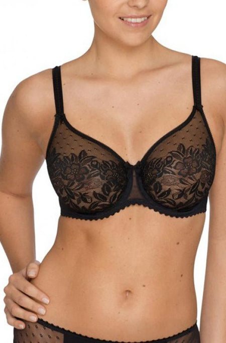 Damask UW Shaping Bra (Rabbit Oriental)