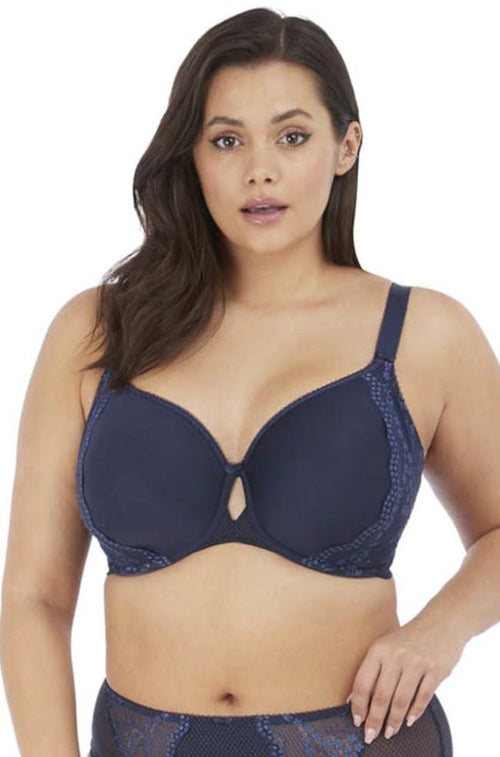 Charley Spacer UW Moulded Bra (Navy)