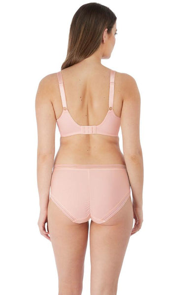 Fusion UW Full Cup Side Support Bra (Blush)