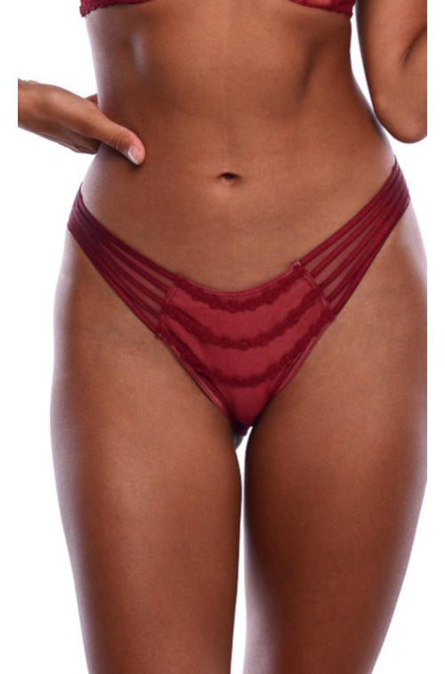 Malibau Brief (Cherry Red)