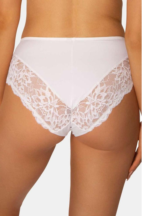 Amourette Charm Tai Brief (White)