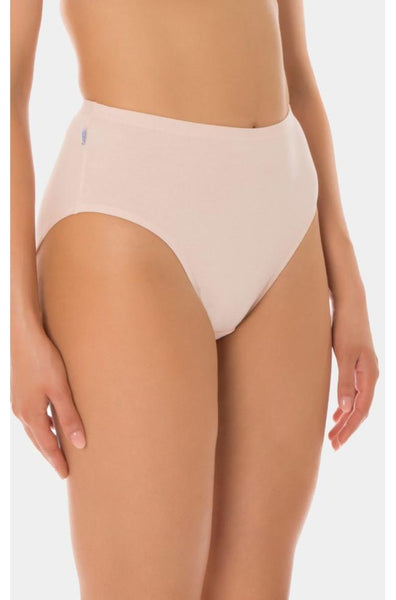Sloggi 2 x Pack Hikini Brief (Taupe & Blush)