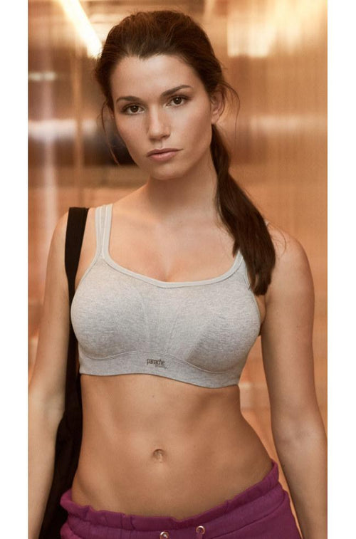 Panache Sports Bra (Grey Marle)