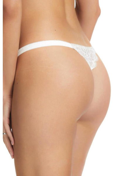 Underline Promise Thong (Ivory)