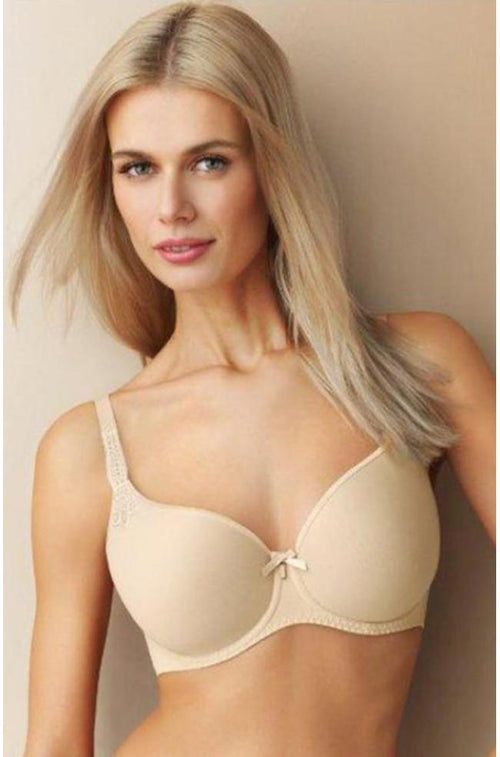 Virginia UW TShirt Bra (Nude)