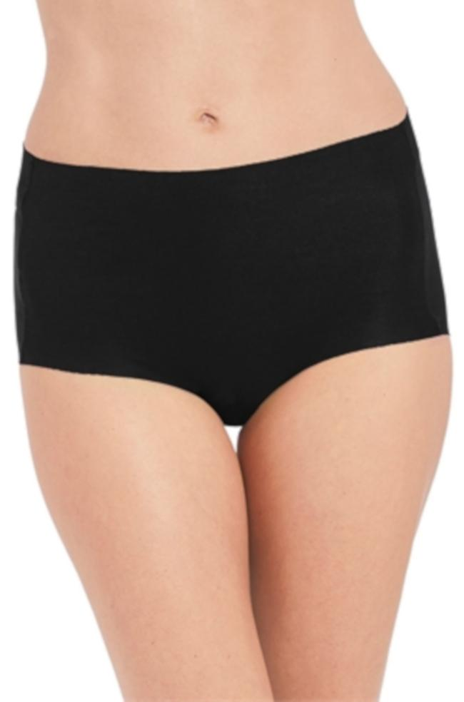 70c1e07a5174a3 Beyond Naked Cotton Full Brief (Black or Nude) – Not Just Bras