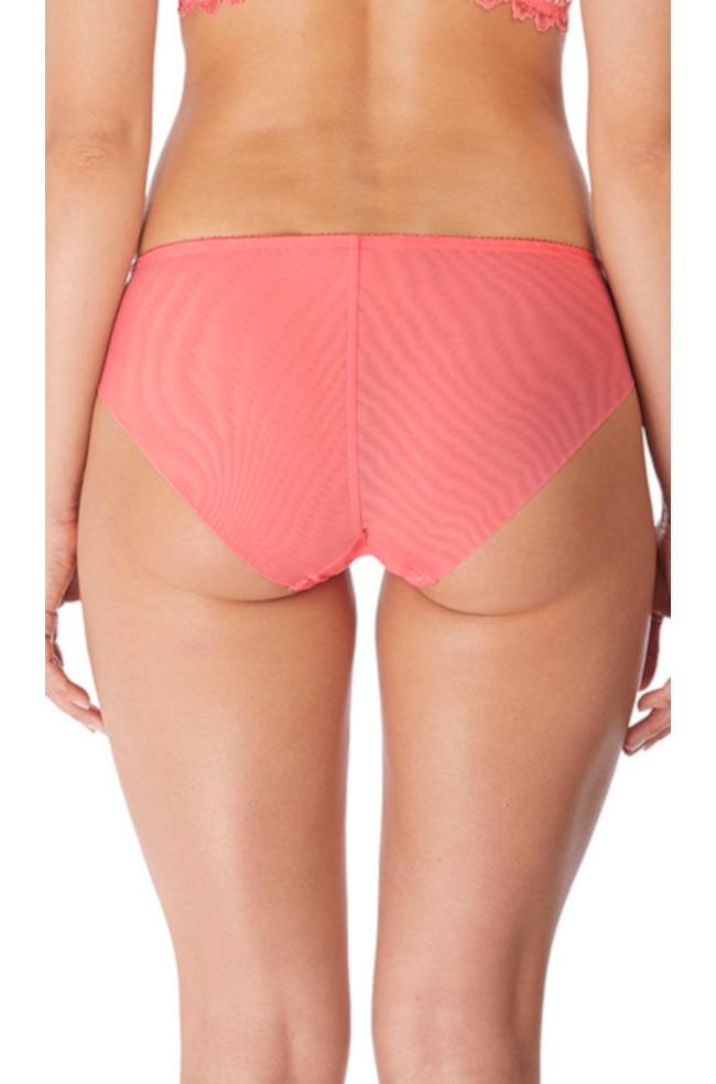 Lace Perfection Brief (Peach)
