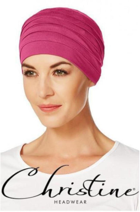Yoga Turban (Painted Flowers)