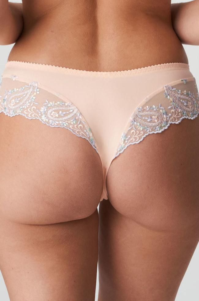 Alalia Luxury Thong (Silk)