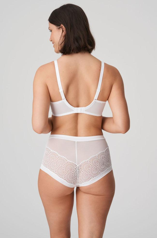 Sophora Hot Pant Brief (White)