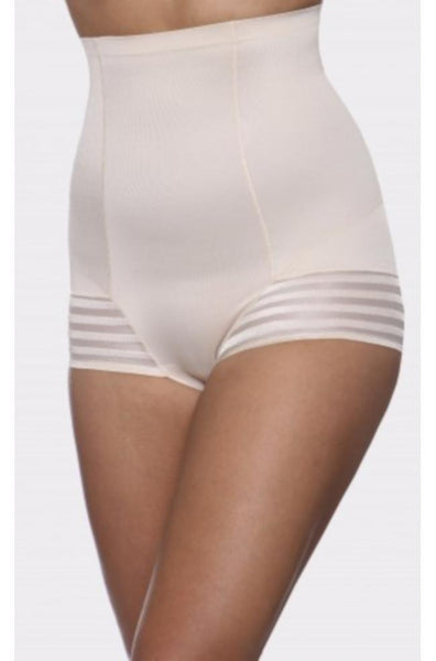 High Waist Shaping Brief (Black or Nude)