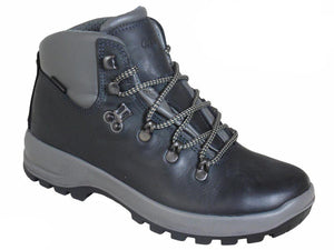 Grisport Hurricane Navy Womens Waterproof Leather Walking Boots