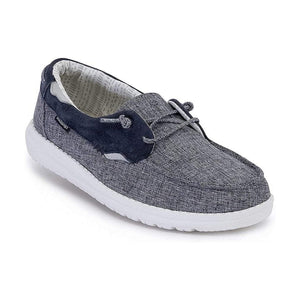 Hey Dude Ladies Laila X Lily Sea Blue Pull On Comfort Shoe