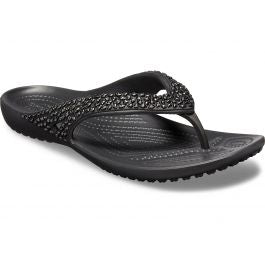 Crocs Kadee 2 Embellished Flip Black