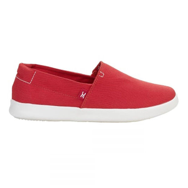 Dude Shoes Carly Coral Women's Slip On Casual Canvas Comfortable Shoes