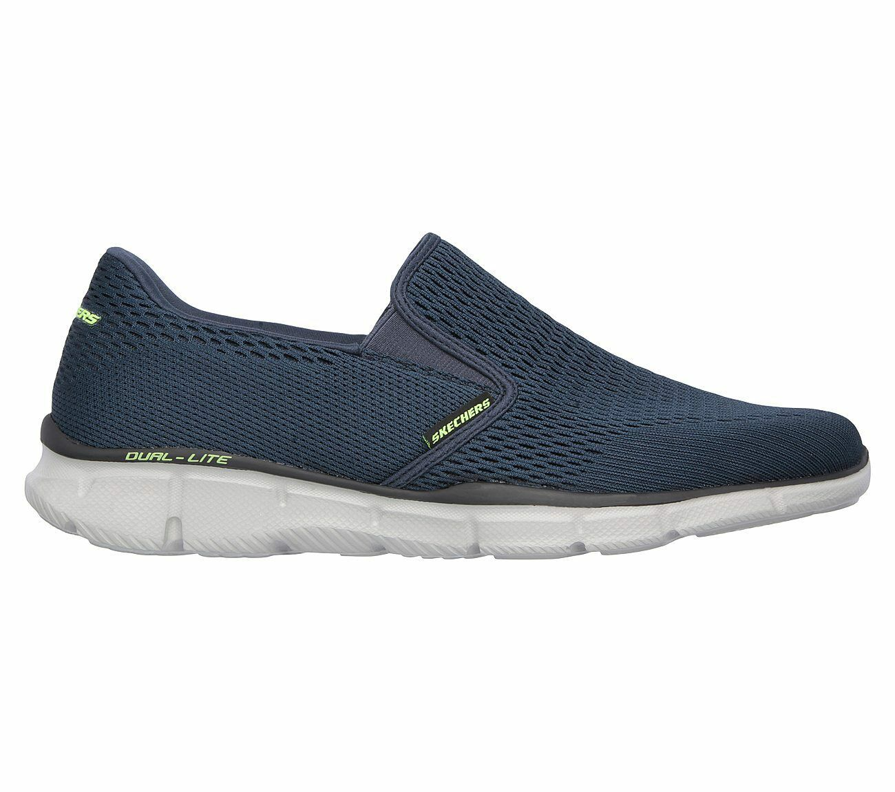 Skechers 51509 MENS SLIP ON MEMORY FOAM TRAINERS
