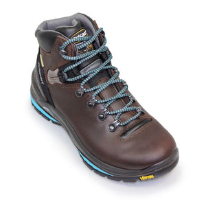 Grisport Lady Glide Brown Womens Waterproof Leather Hiking Boots