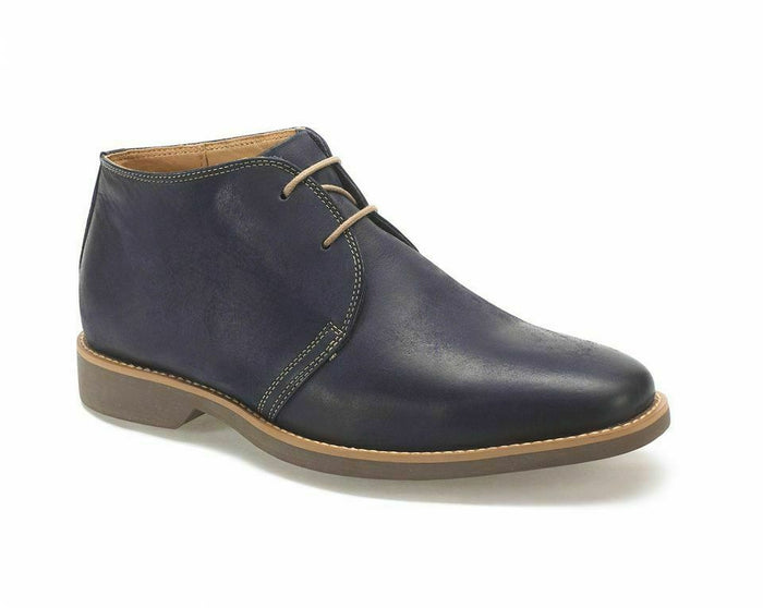 Anatomic & Co Colorado Vintage Navy Mens Leather Lace up Smart / Casual Boot