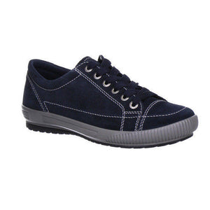 Legero 8-00820-81 Pacific Kombi Womens Leather Flat Comfort Trainers Shoes
