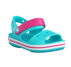 Crocs Crocband Sandal Pool Candy Pink kids Casual Beach Summer Shoes Crocs