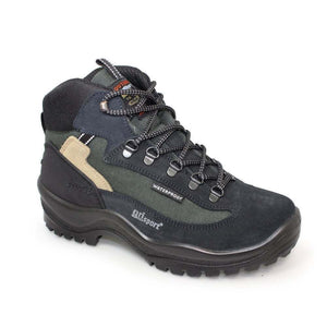 Grisport Wolf Womens Mens Walking Hiking Waterproof Lightweight Comfy Boots Blue