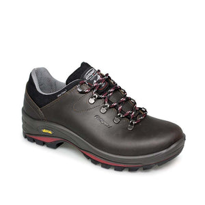 Grisport Dartmoor GTX Mens Hiking Walking Shoes Leather Waterproof Brown