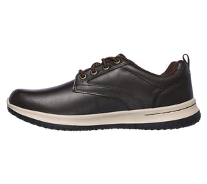 Skechers 65693/CHOC Chocolate Mens Casual Comfort Shoes