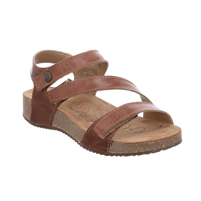 Josef Seibel Tonga 25 Camel Womens Casual Stylish Open Toe Sandals