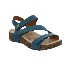 Josef Seibel Tonga 25 Azur Womens Casual Stylish Open Toe Sandals