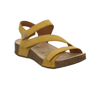 Josef Seibel Tonga 25 Safran Womens Casual Stylish Open Toe Sandals