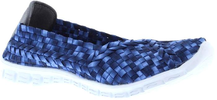 Adesso Lolly Tie-Dye Blue Comfort Shoe
