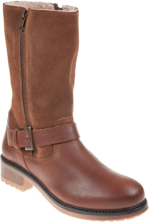 Adesso 03512 Jess Chestnut Womens Casual Comfort Leather Calf Boots