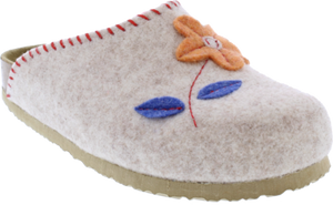 Adesso Maeve Cream Womens Eco-friendly Comfort Slippers