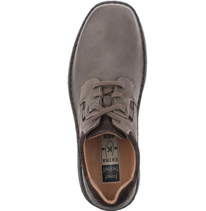 Josef Seibel Anvers 36 Moro Brown Mens Casual Wide Fitting Shoes