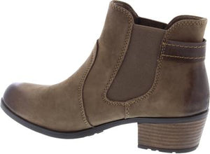 Earth Spirit El Reno Stone Womens Casual Comfort Ankle Boots