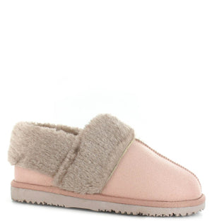 Ella Billy Mink Womens Casual Comfort Slip On Slippers