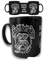 Gas Monkey Garage Black BSB Mug