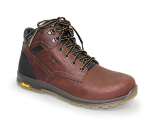Grisport Hawk Brown Mens Waterproof Hiking Boots